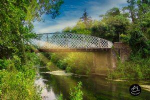 Santon Downham River Bridge