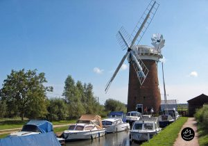 Norfolk Windmills Watermills Cley Mill