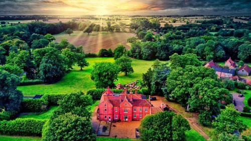 Bessingham-Manor - Taken By Norfolk Drone